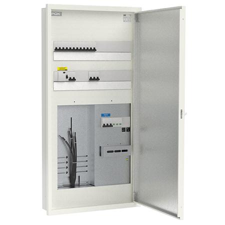 Indoor metering centres