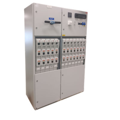 Main distribution cabinets